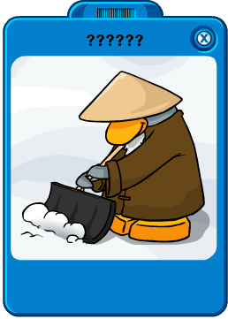 sensei - club penguin wiki - the free, editable encyclopedia about ... - Club Penguin Coloring Pages Ninja