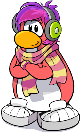 cadence club penguin coloring pages - photo#16