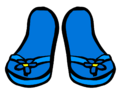 BlueFlowerFlipflops.png