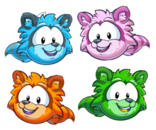 how to clean puffle plushes