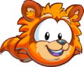 Orange Raccoon Puffle.png