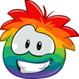 Puffle 2014 Transformation Player Card Rainbow.png