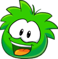 Puffle 2014 Transformation Player Card Green.png