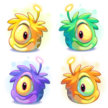 Alien Puffle Club Penguin Wiki The Free Editable